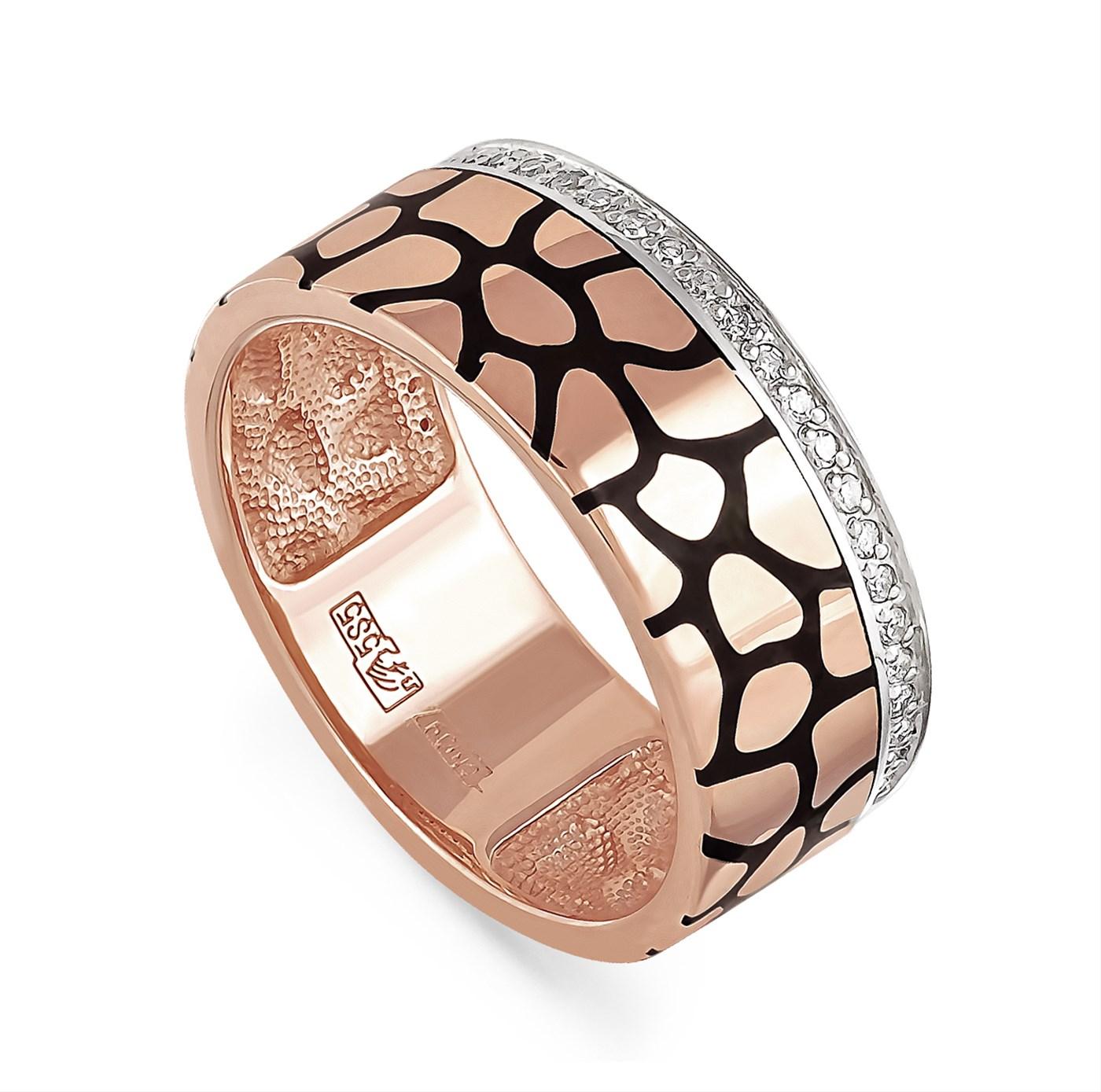 Золотое кольцо Бриллиант арт. 11-0709-1002 11-0709-1002