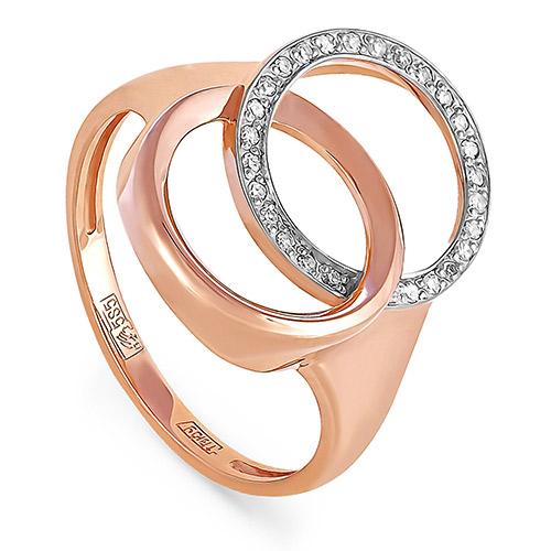 Золотое кольцо Бриллиант арт. 11-0919-1000 11-0919-1000