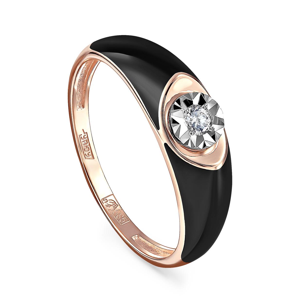 Золотое кольцо Бриллиант арт. 11-0936-1002 11-0936-1002