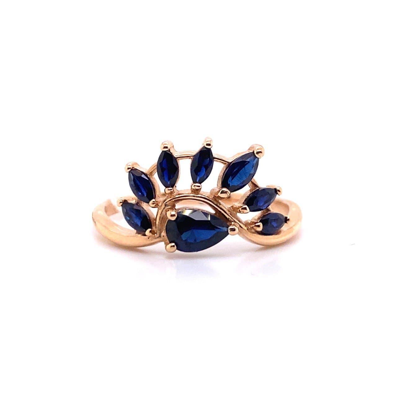 Золотое кольцо 11620сс
