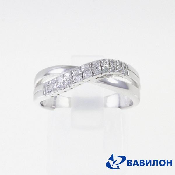 Серебряное кольцо 1502371