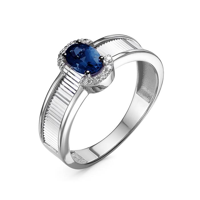 Кольцо из белого золота к0908-222