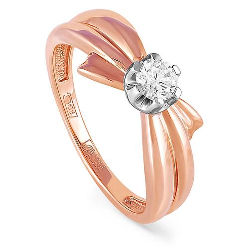 Золотое кольцо Бриллиант арт. 1-0284-1000 1-0284-1000