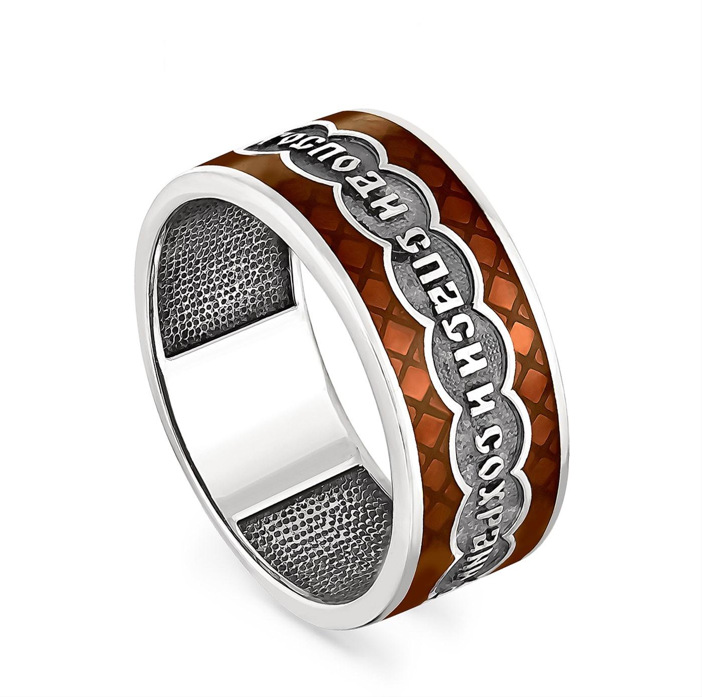 Серебряное кольцо Без вставки арт. 1-032-0025 1-032-0025