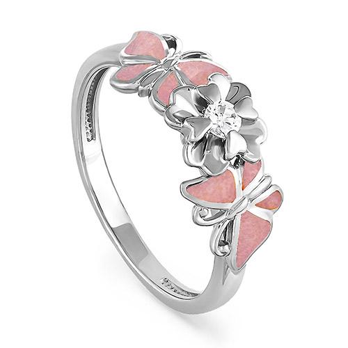 Серебряное кольцо Фианит арт. 11-064-7911 11-064-7911