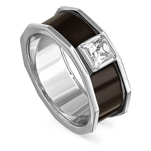 Серебряное кольцо Фианит арт. 11-141-7902 11-141-7902