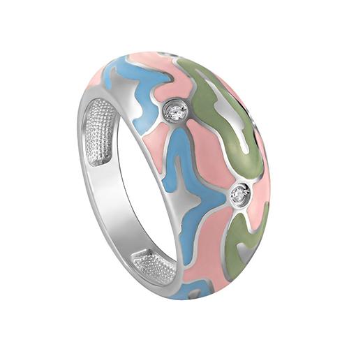 Серебряное кольцо Фианит арт. 11-221-7901 11-221-7901
