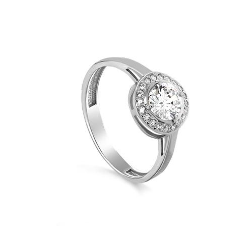 Серебряное кольцо Фианит арт. 11-252-7900 11-252-7900