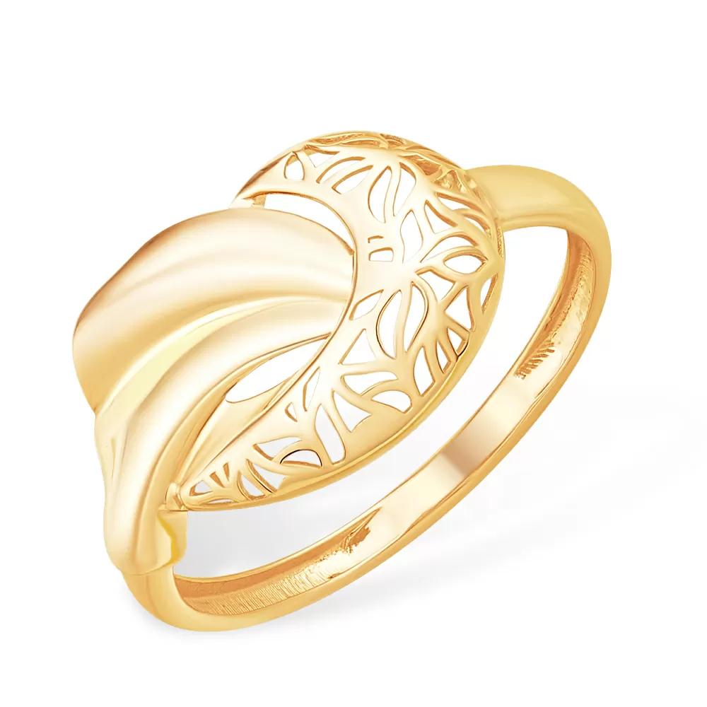 Золотое кольцо к10012952