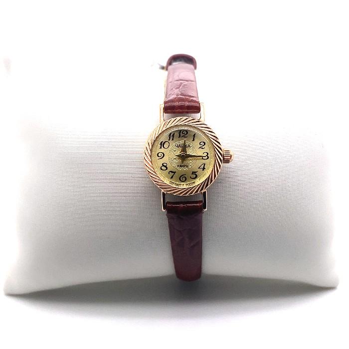 Женские часы из золота с серебром 925 пробы арт. 44130-5.411 44130-5.411