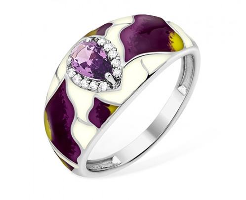 Серебряное кольцо 1015413279-1