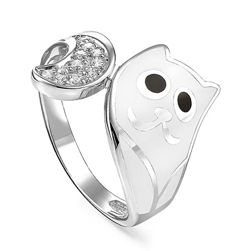 Серебряное кольцо Фианит арт. 1-002-7910 1-002-7910