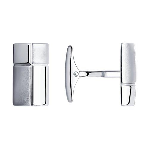 Серебряные запонки арт. 94160059 94160059