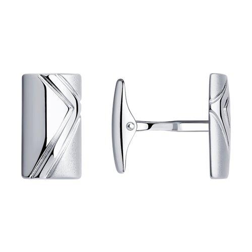 Серебряные запонки арт. 94160060 94160060