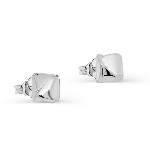 Серьги пусеты из серебра арт. 2-071-0000 2-071-0000
