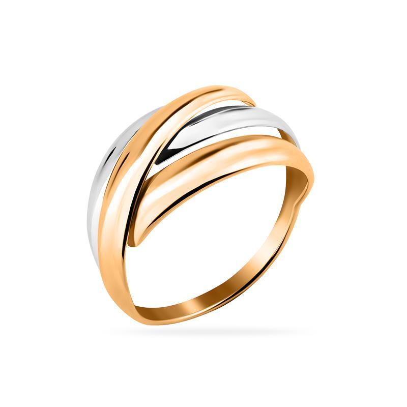 Золотое кольцо Без вставки арт. 08-106181 08-106181