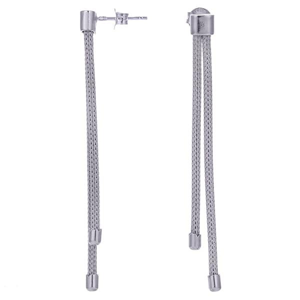 Серебряные серьги COR1337.1-S