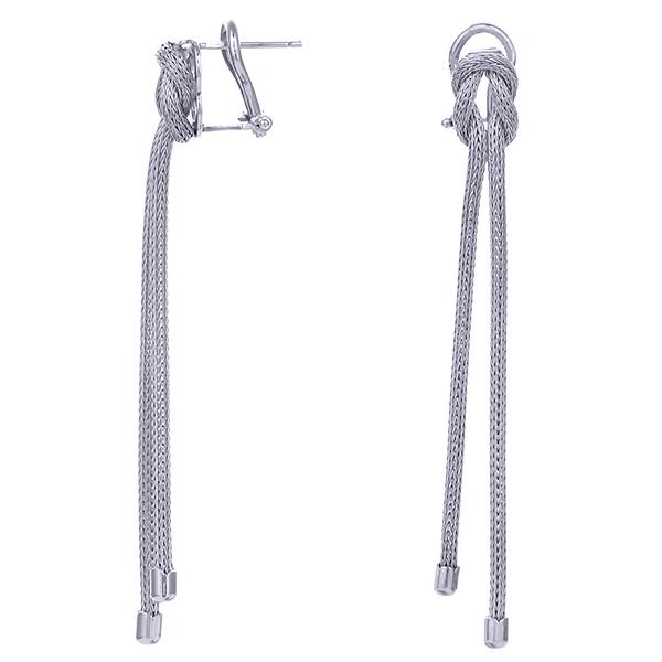 Серебряные серьги арт. COR1463-S COR1463-S