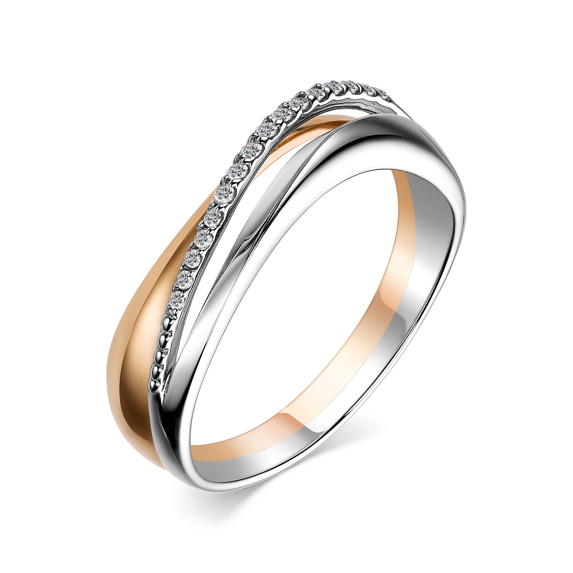 Золотое кольцо 13846-100