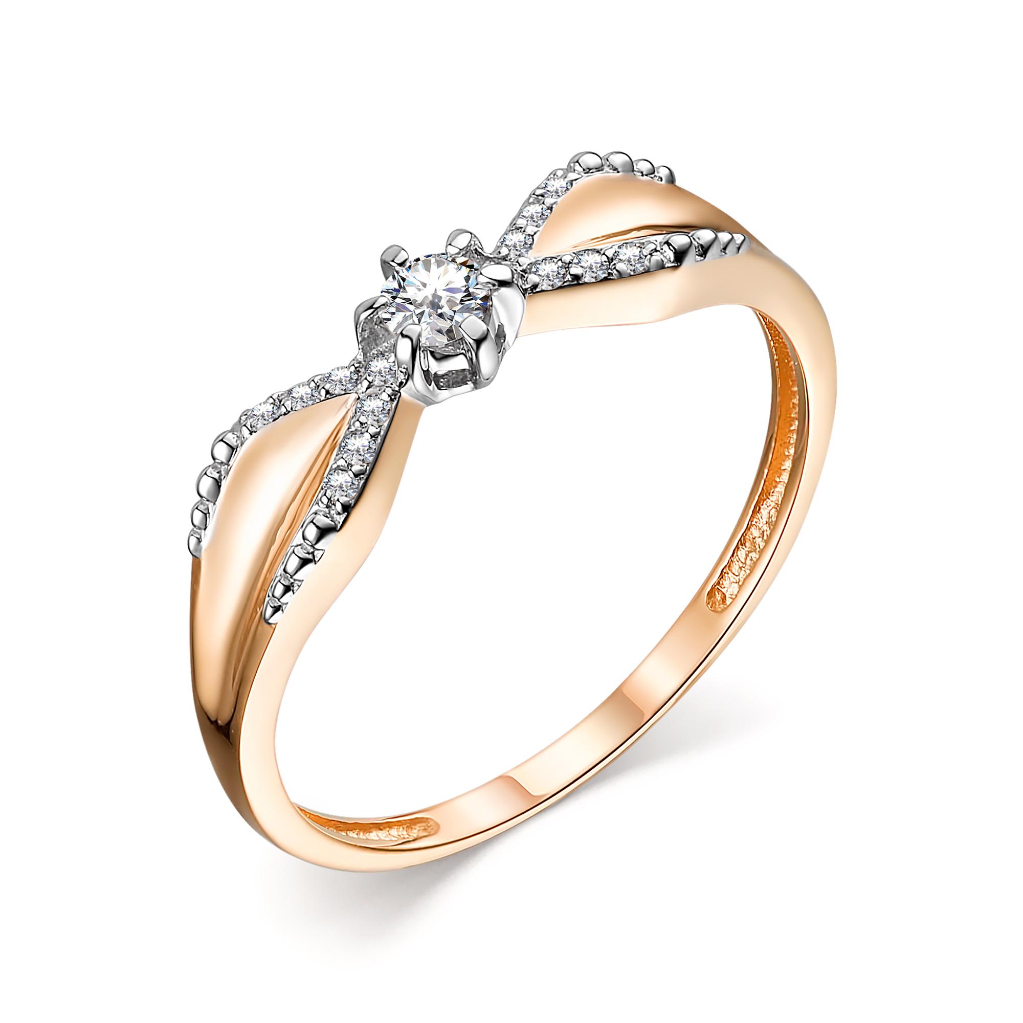 Золотое кольцо 13816-100