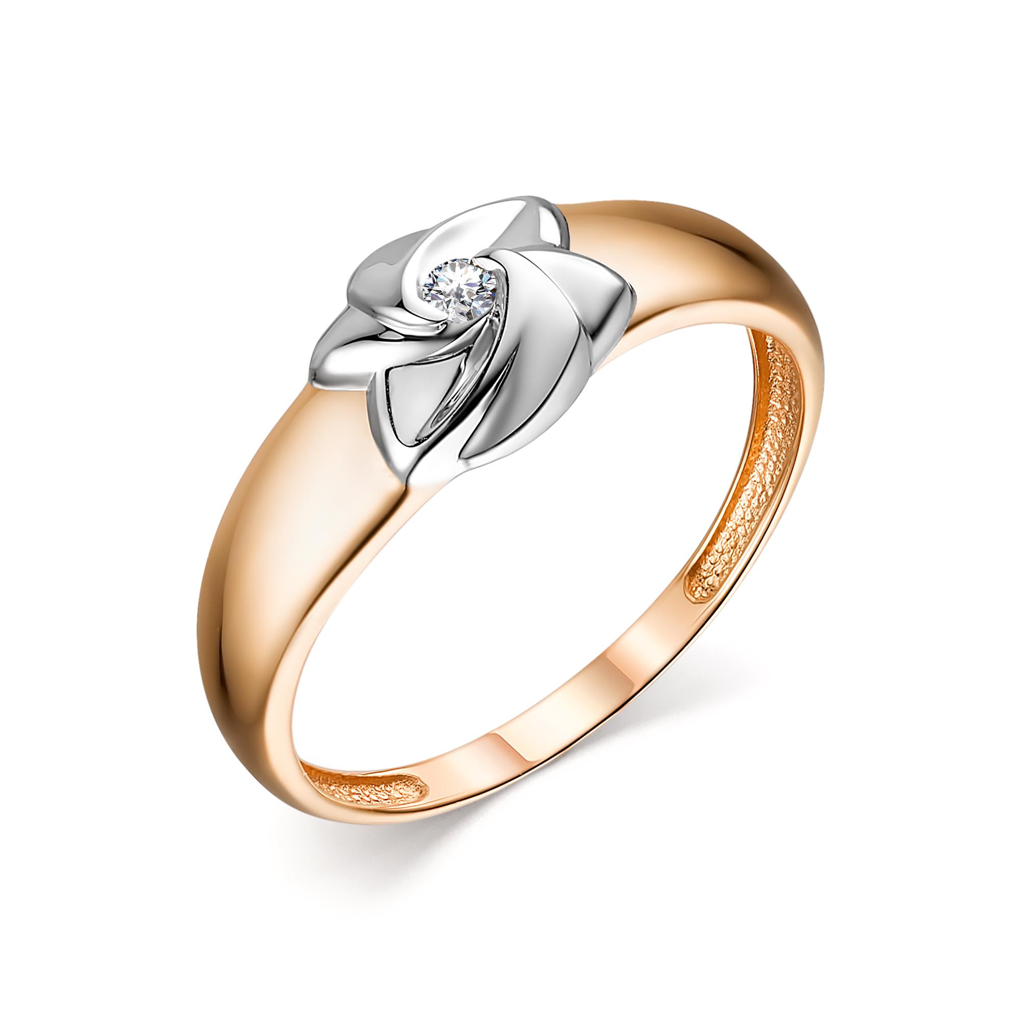 Золотое кольцо 13859-100