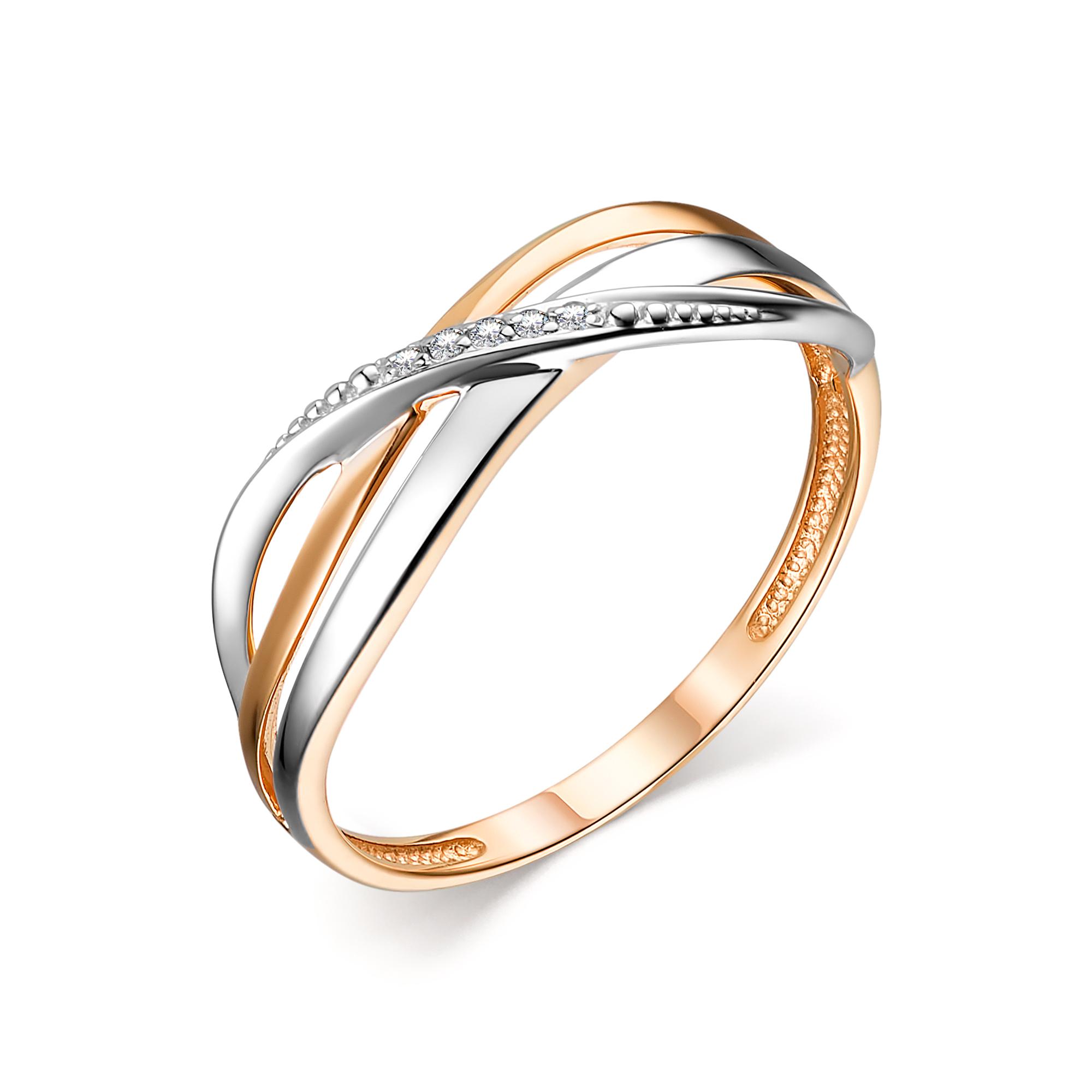 Золотое кольцо 13862-100