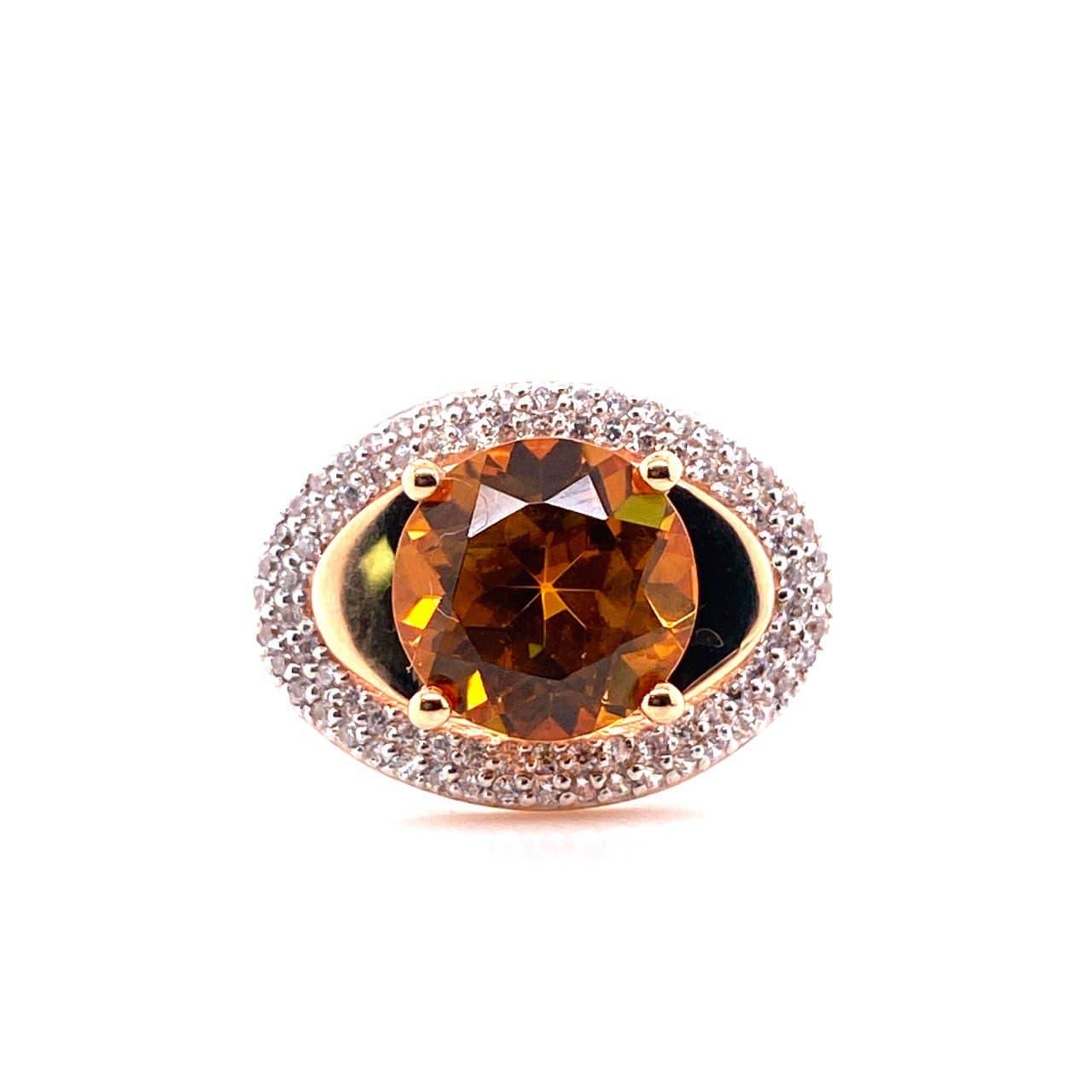 Золотое кольцо Прочие и Фианит арт. 1-807 1-807