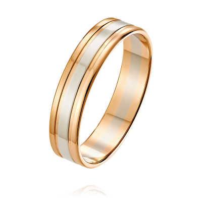 Обручальное кольцо из золота арт. 1216707-А501-01 1216707-А501-01