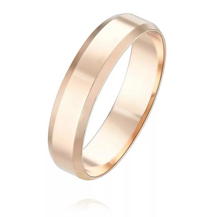 Обручальное кольцо из золота арт. 1235543-А50-01 1235543-А50-01