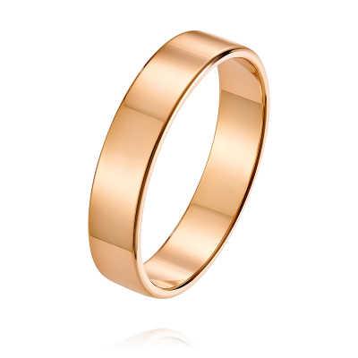 Обручальное кольцо из золота арт. 1230140-А50-01 1230140-А50-01