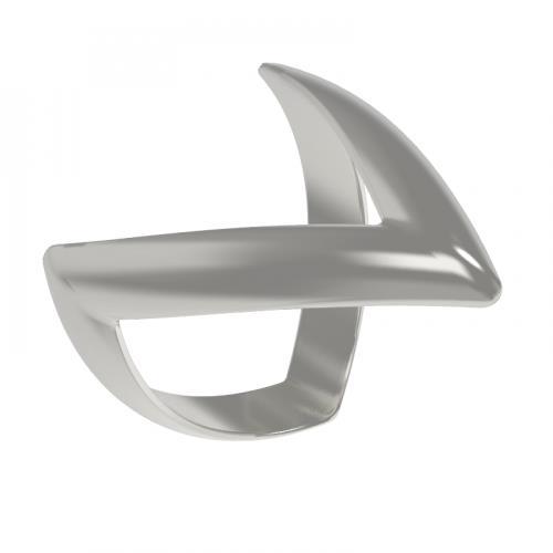Серебряное кольцо 1036001-00000