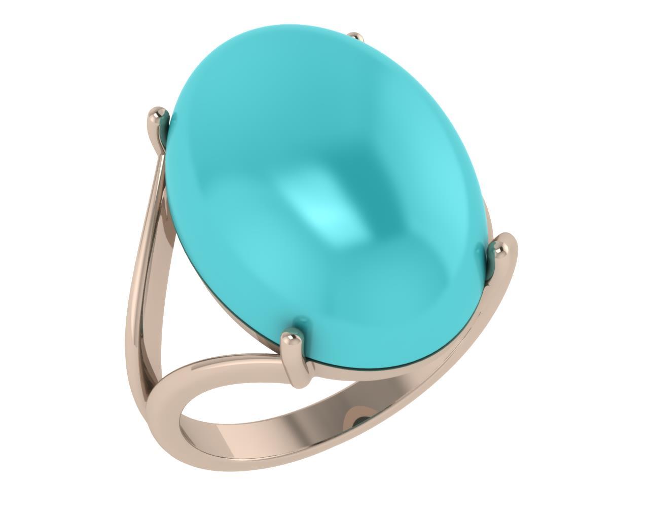 Серебряное кольцо 1024471-01220-б