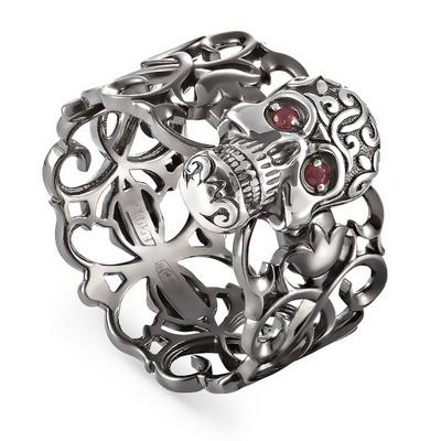 Серебряное кольцо Топаз арт. 11-203-8589 11-203-8589