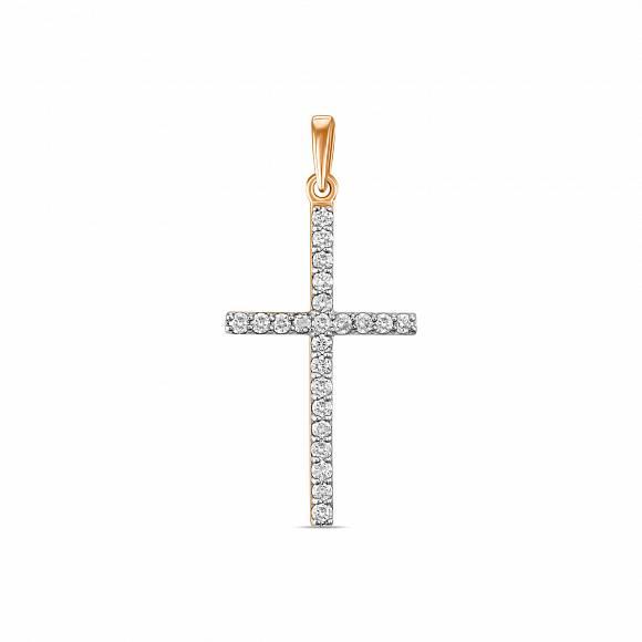 Подвес крест арт. j01-33595 j01-33595