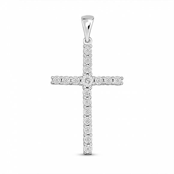 Подвес крест арт. j01-pl-33578 j01-pl-33578