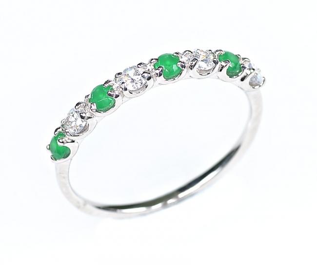 Серебряное кольцо с47-155кфз-17