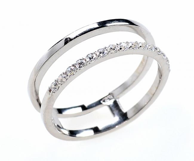 Серебряное кольцо с50-1326кф-14