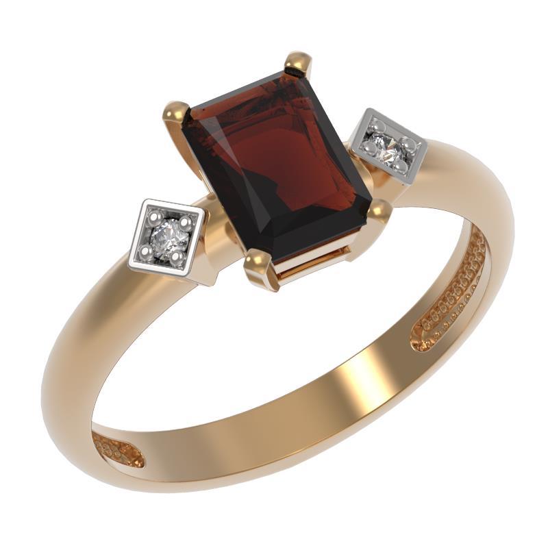 Золотое кольцо 1037521-11130-г