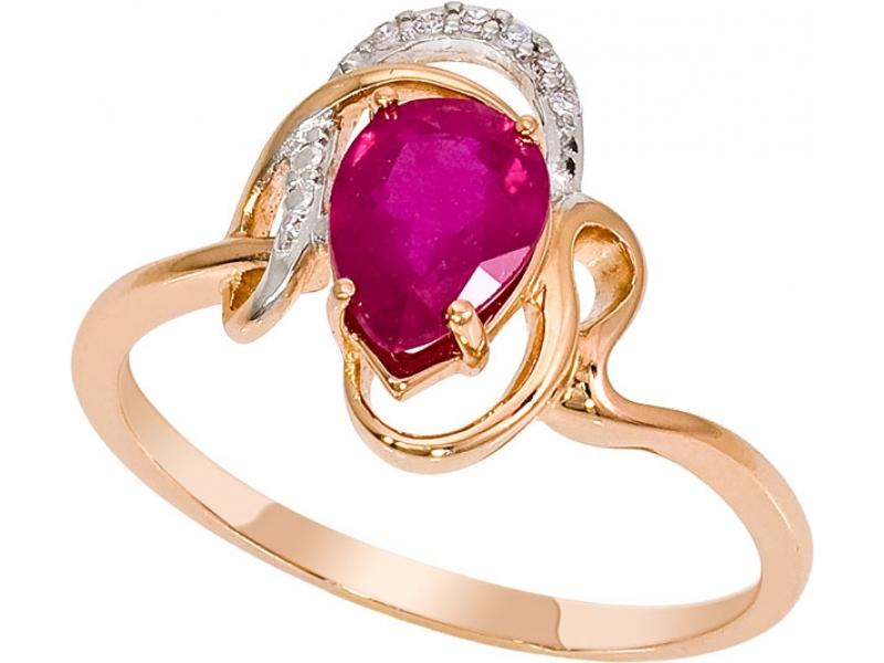 Золотое кольцо 1015731-11140-р
