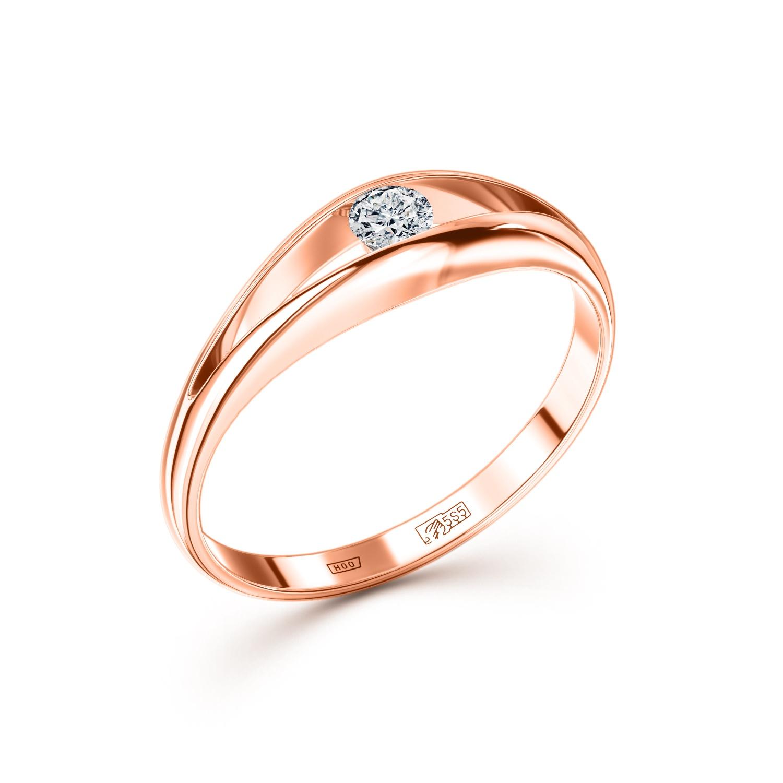 Золотое кольцо 0b016e24s