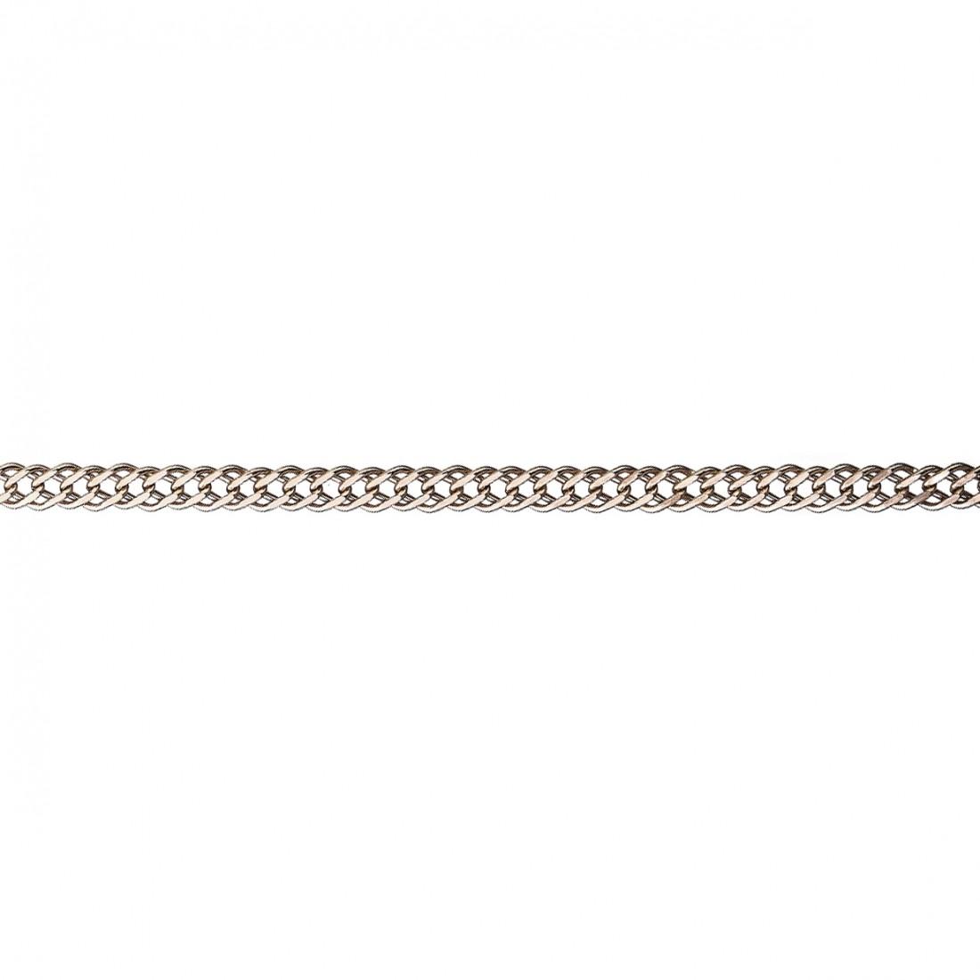 Облегченная цепь из золота арт. 8045154п 8045154п