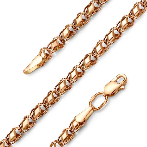 Облегченный браслет из золота арт. 0514110003-00070 0514110003-00070