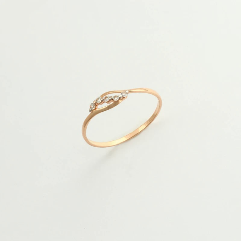Золотое кольцо кл-25/бцф
