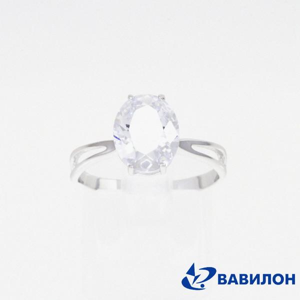 Серебряное кольцо 1502618