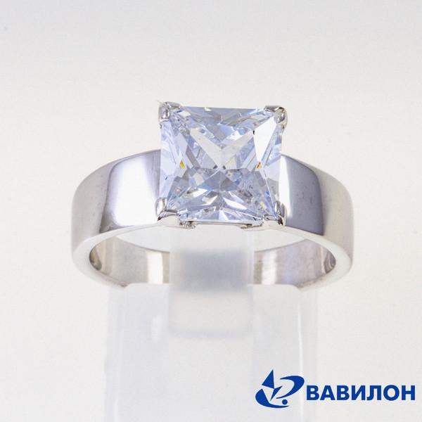Серебряное кольцо 1502714