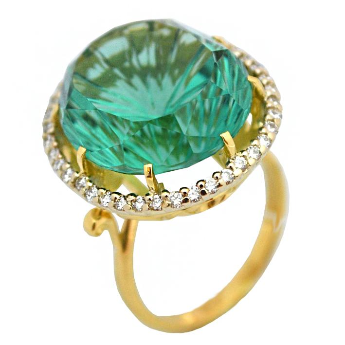 Золотое кольцо 15214451-7