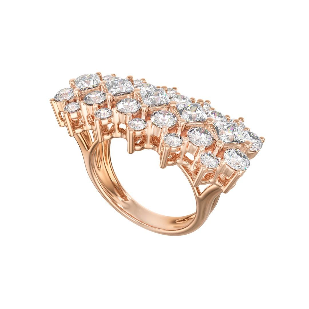 Золотое кольцо к1217к