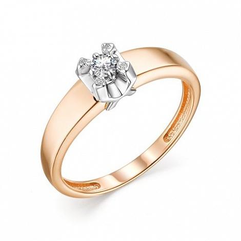 Золотое кольцо 13665-100