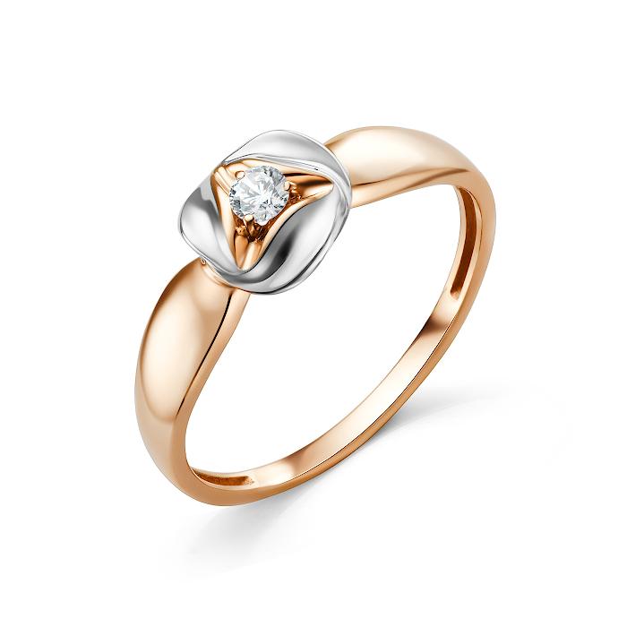 Золотое кольцо к1248-120