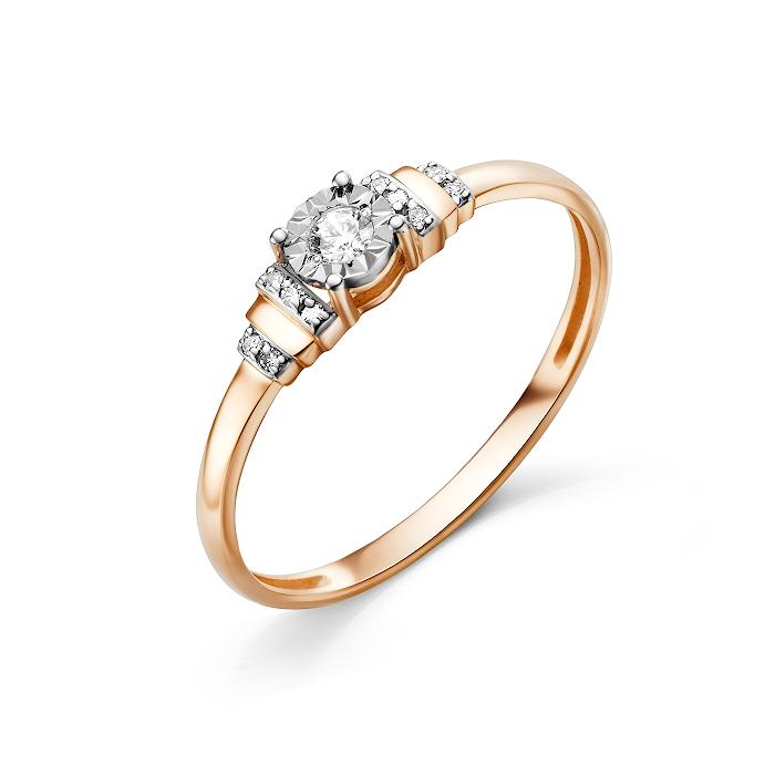 Золотое кольцо к1235-120